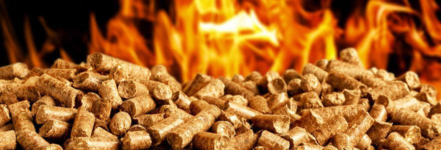 Optez pour les granulés de bois